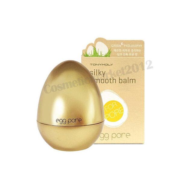 TONYMOLY Egg Pore Silky Smooth Balm 20g Renewal Free gifts