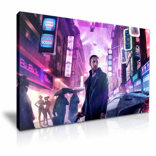 Blade Runner 2049 Poster Picture Print Canvas Modern Art ~ 5 Size