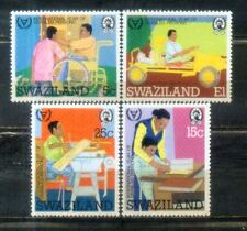 1981 Swaziland Nice  Stamps Complete Lot 2 MNH