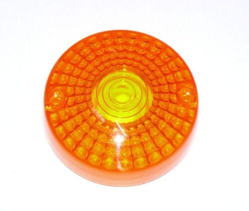 KR Blinker Glas Gläser vorne HONDA CB750 F Supersport 75-78 Indicator lens front
