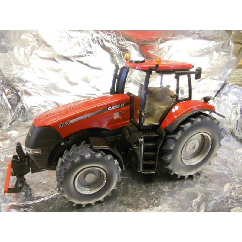 Siku 3277 Case IH MagnumTractor Metal + Plastic Parts 1 32 Scale