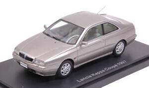 Lancia Kappa Coupe' Silver 1:43 Model Bos