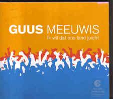 Guus Meeuwis-Ik Wil Dat Ons Land Juicht cd single