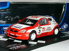 Solido Toyota Corolla Alain Prost 2006 Trophee Andros #3 1/43