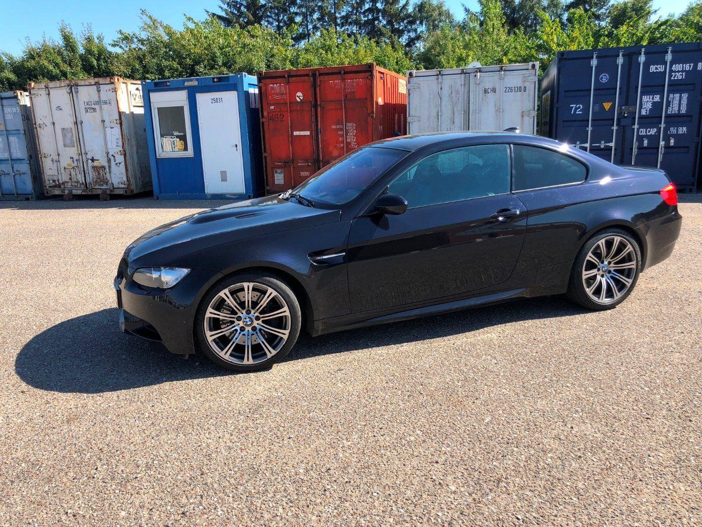 BMW M3 4,0 Coupé 2d - 3.867 kr.