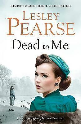 1 of 1 - Dead to Me by Lesley Pearse Large Paperback 20% Bulk Book Discount