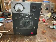 Standard Electrical Products Adjust A Volt Variable Transformer 140v Max 500 Va