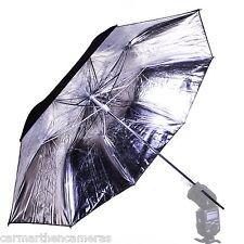 Interfit Strobies ProFlash Silver/Black Umbrella STR213