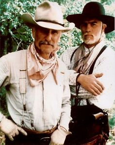 LONESOME DOVE ROBERT DUVALL TOMMY LEE JONES COWBOY WESTERN PHOTO POSTER REPRINT