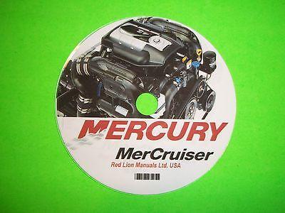 Mercury MerCruiser GM V8 305 & 350 CID Marine Engine Service Manual #24