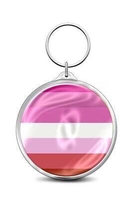 Key Rings Gay Pride Bag Charms Key Fobs Lesbian Pride