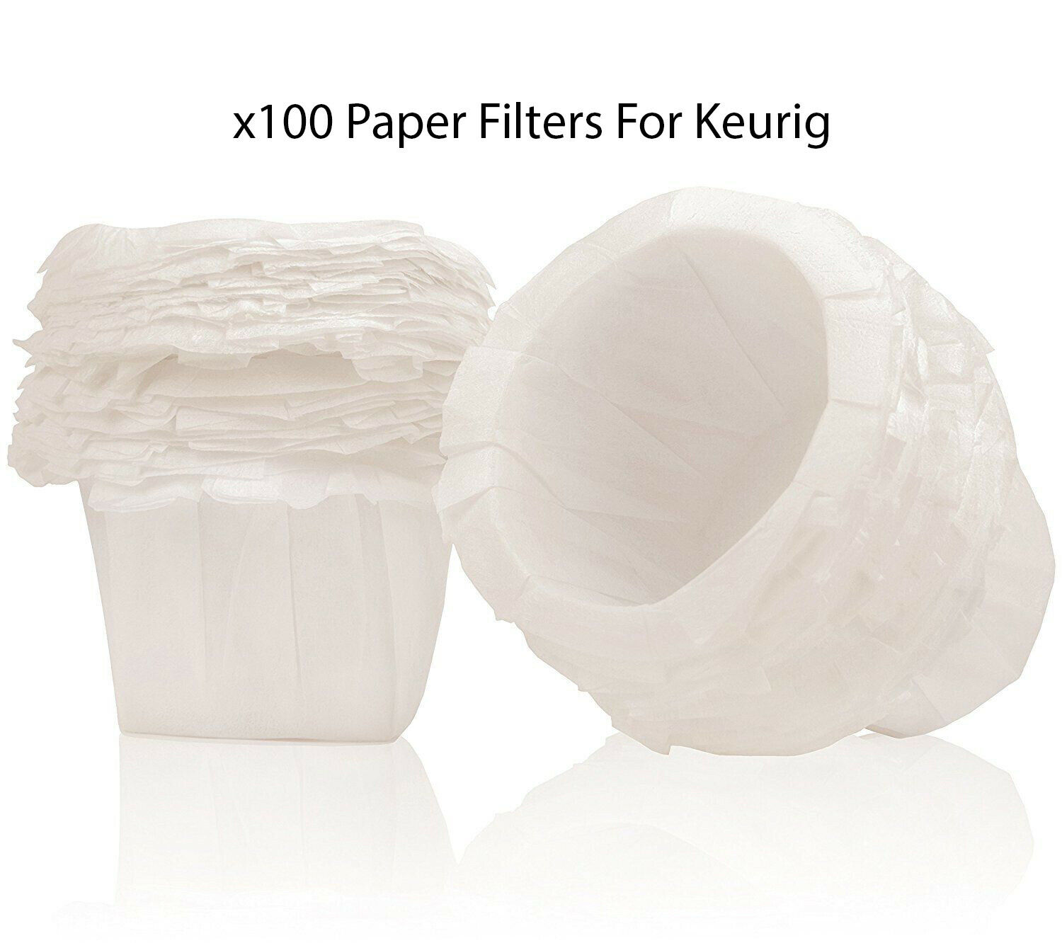 x100 Paper Filters