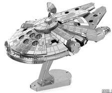 Star Wars Millennium Falcon Metal Earth - 3D Laser Cut Highly Detailed Model Kit