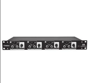 ALCTRON-H4-HEADPHONE-SPLITTER-AMP-4-WAY-Faulty-spares-or-repair