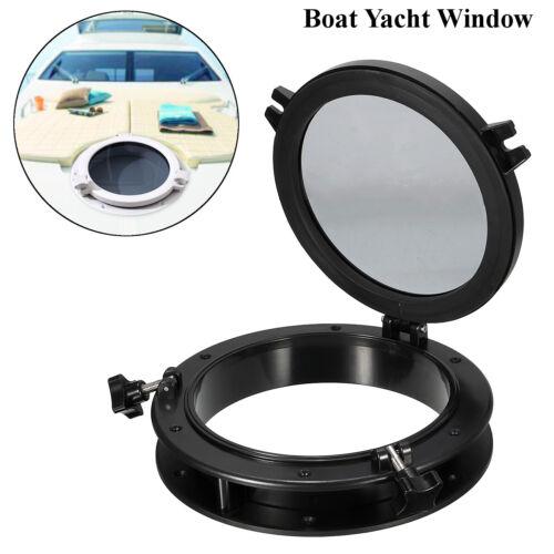 10/'/' Boots Yacht Bullauge Kabinen Fenster Runde Öffnung Portlight Edelstahl265mm