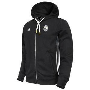 ad6be649b15 Adidas Juventus 16 17 3S Hood Zip-Up Jacket (AP1760) Hooded Zip ...