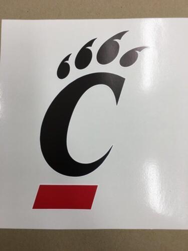 Cincinnati Bearcats cornhole board or vehicle decal(s)CB2