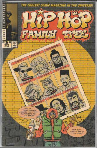 FANTAGRAPHICS COMICS HIP HOP FAMILY TREE #3 NM