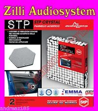 AZ AUDIOCOMP STP CRYSTAL 2 fogli HEXAGONAL ADHESIVOS desde 19X22 cm. Nuevo