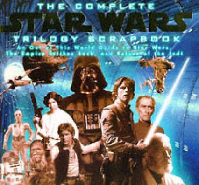 Star Wars Trilogy Movie Scrapbook, Vaz, Mark Cotta, Excellent Book