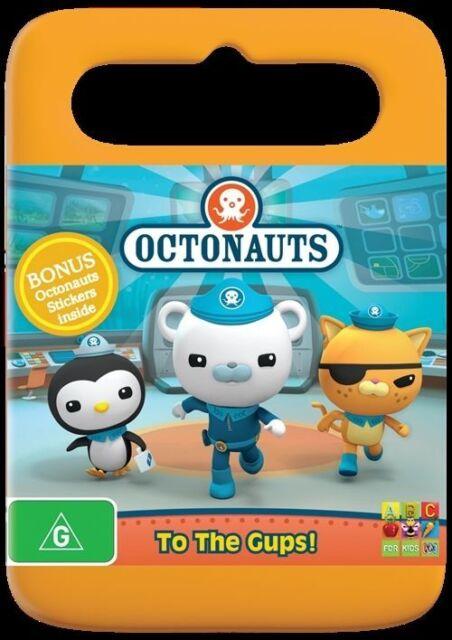 Octonauts - To The Gups! - Region 4 *FREE POST*