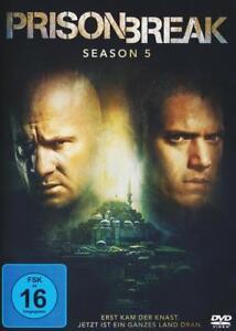 Prison Break - Staffel Season fünf - 3 DVDs - Neu & OVP 5