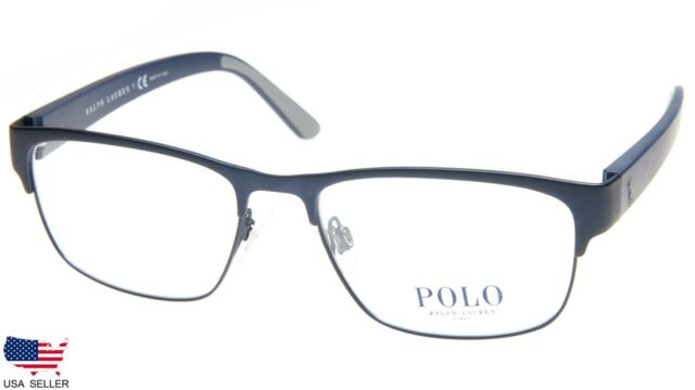 Blue Polo 1171 53 Ph 9119 17 New 145 Matte Ralph Eyeglasses B37mm Lauren Navy zpSqUMVG