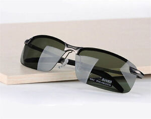 Men/'s Polarized UV400 Driving Glasses Aviator Sunglasses Outdoor Sports Eyewear