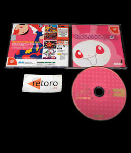 COOL-COOL-TOON-Sega-DREAMCAST-JAPONES-Playmore