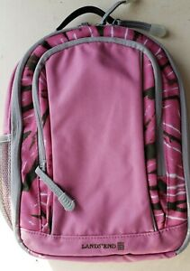 New Land S Lands End Pink Black Grey Insulated Soft Lunch