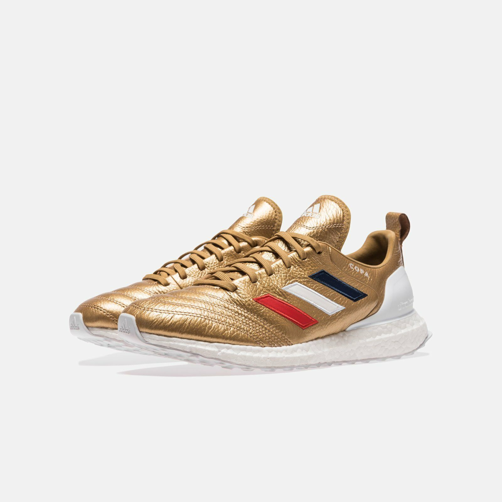 Adidas Soccer Kith Copa Mundial 18 Ultraboost 7.5 AACG7065 Leather gold USA Box