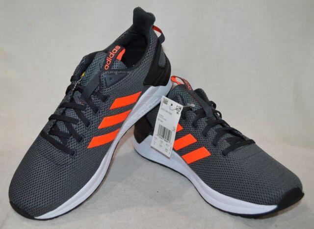 723044ec734 adidas Men's Questar Ride Running Shoe Carbon/solar Red/grey Four 10 M US