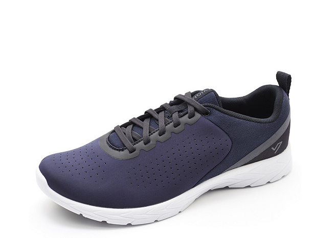 Vionic Orthotic Brisk Stride Mesh Trainer with FMT Technology Navy UK 4.5/37.5