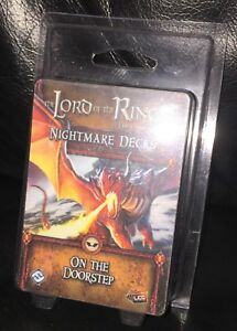 LORD-OF-THE-RINGS-On-the-Doorstep-NEW-Fantasy-Flight-nightmare-CANADA-SELLER