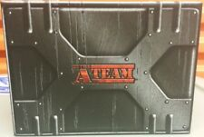 SDCC 2013 MATTEL HOT WHEELS EXCLUSIVE A-TEAM VAN DIECAST VEHICLE
