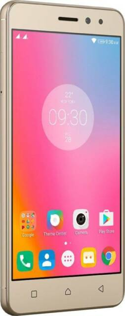 Lenovo K6 power | 3 GB Ram,  32GB ROM - golden