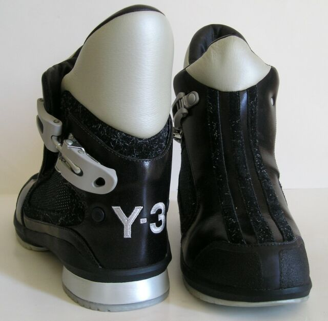 RARE~Adidas Y-3 YOHJI YAMAMOTO SKI JUMP superstar Boots winter Shoes~Mens a62ceac60d71