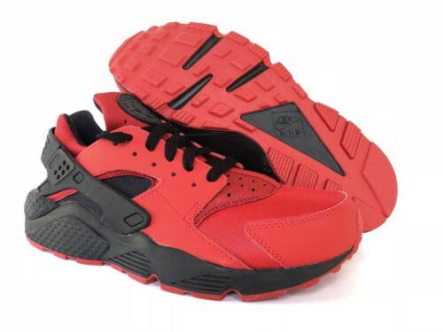 Nike Black red Huarache Id Sz 8777330 972 Air Fc3ul15KJT