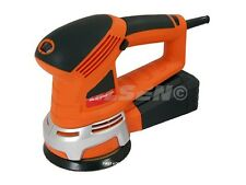 450W 125MM ELECTRIC RANDOM ORBIT ORBITAL SANDER DETAIL PALM ORBITAL 230V