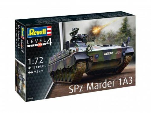 Revell 03326-1//72 Spz Marder 1A3 Neu