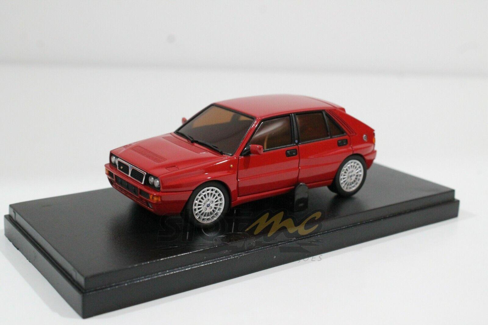 Dnano DNX303R Lancia Delta HF Integrale Evoluzione Red Body 1 43  NEW