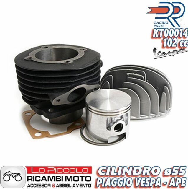 KT00014 GRUPPO TERMICO DR D. 55 MODIFICA 102CC PIAGGIO VESPA SPECIAL 50 2T - GHI