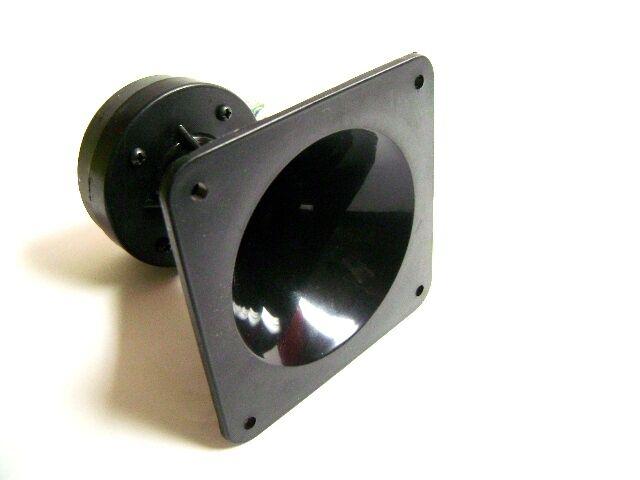 Reemplazo Eden E27007 para EDEN D410XS D410XS D410XS Horn Tweeter Driver - 8 OHM (Negro)  punto de venta de la marca