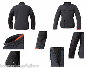 giacca 4 tempi tucano urbano xl nera