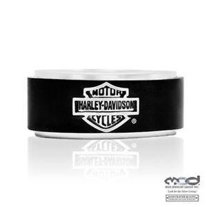 100% QualitäT Ring Harley-davidson Mod Steel Band B&s * Gr. 11 = 21 Mm - Herren Ring Edelstahl Ausreichende Versorgung