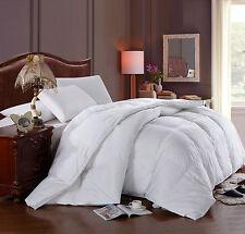 Full/Queen Size White Down Alternative Comforter 300TC Duvet Insert