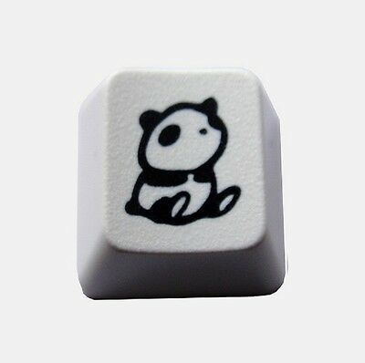 Lonely Panda Novelty Doubleshot Cherry MX Keycaps / Key cap