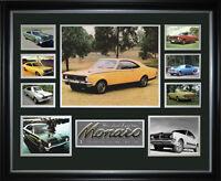 Holden Monaro Framed Memorabilia