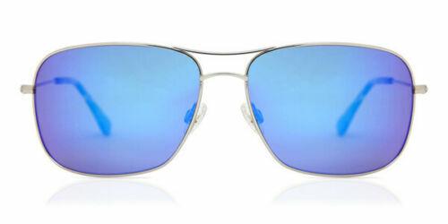 NEW Genuine Maui Jim Breezeway B773-17 Silver Mens Womens Sunglasses Glasses