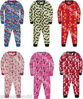 Boys Girls Cotton All In One Pyjamas Sleepsuit Sleepwalker Childrens Nightwear